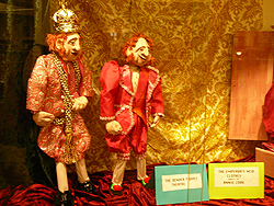 Puppets on Display